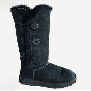UGG Bailey Button Triplet Tall Boots